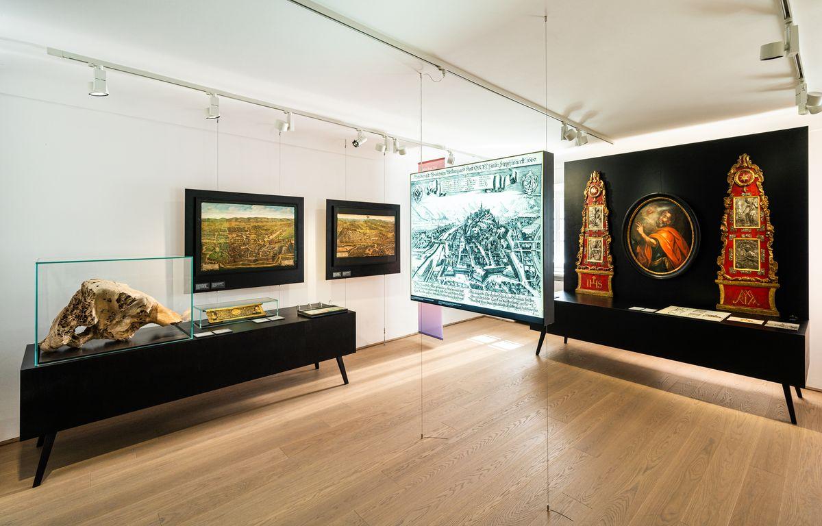 GRAZ MUSEUM SCHLOSSBERG